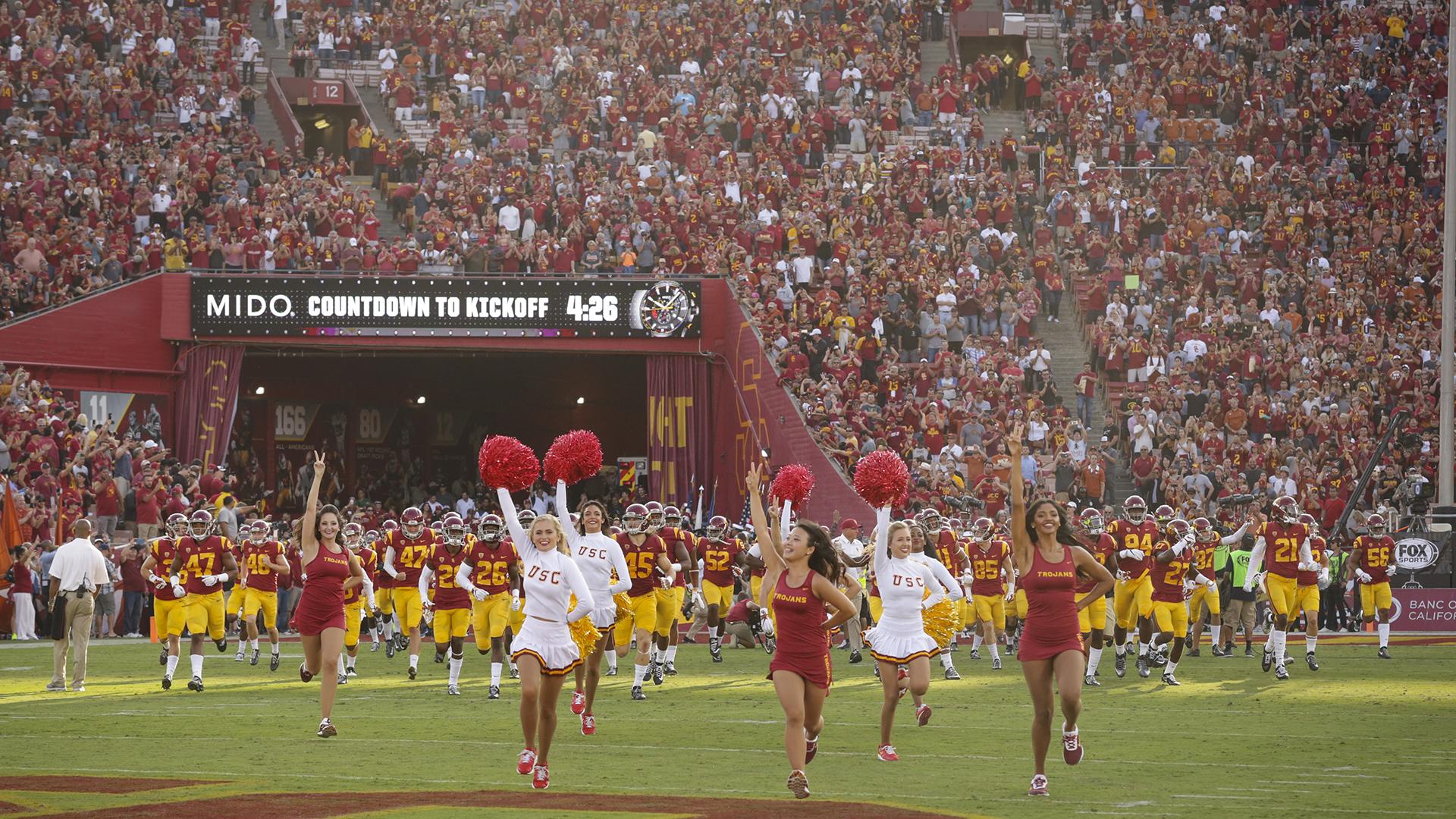 USC Trojans Football — 2019 Season Tickets